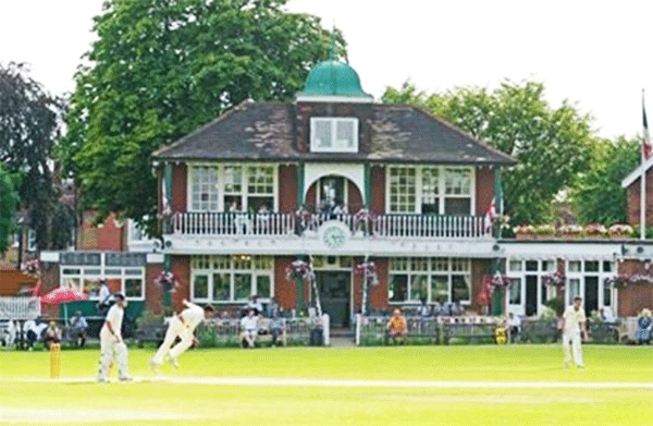 Ealing Gin at Ealing Cricket Club