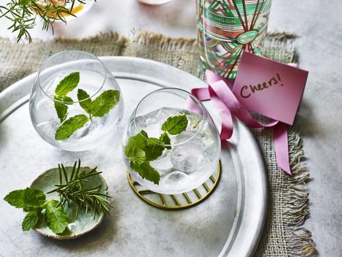 Ealing Gin Summer Mint