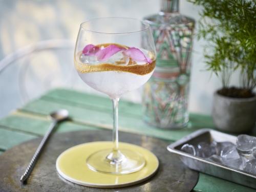 Ealing Gin Summer Rose Al Fresco