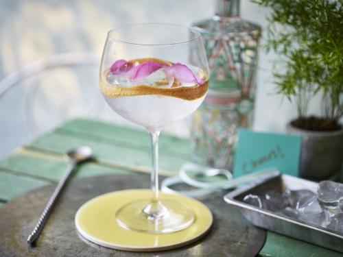 Ealing Gin Summer Rose